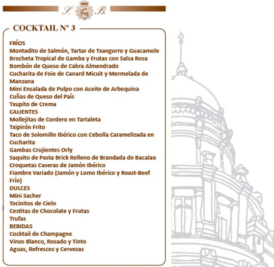 Cocktail de Hermandad
